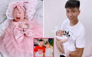 Bà xã Phan Văn Đức vừa đăng series ảnh mới của con gái liền bị dân mạng 'nhắc nhở'